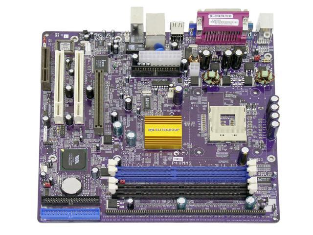 ecs p4vmm2 v5 0 478 via p4m266a micro atx intel motherboard newegg com rh newegg com eMachines Motherboard Manuals eMachines Motherboard Manuals