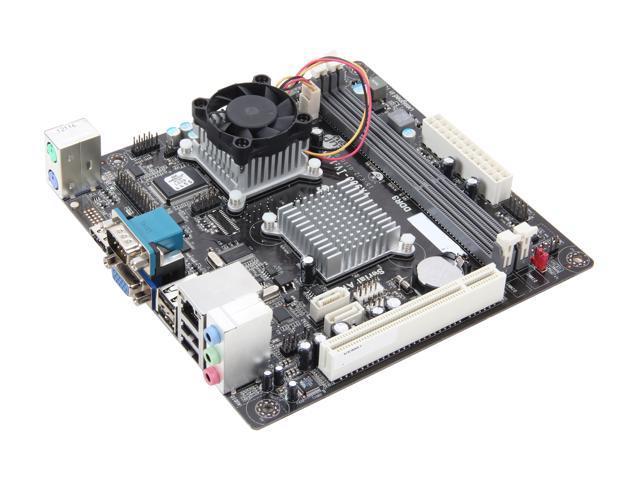 ecs vx900 i v1 0a via l2007 1 6g 800mhz via vx900 mini itx rh newegg com
