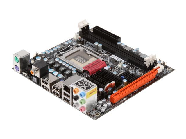 DFI LANParty MI P55-T36 LGA 1156 Intel P55 Mini ITX Intel Motherboard -  Newegg com