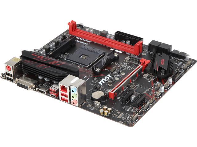 Refurbished: MSI PERFORMANCE GAMING B450M GAMING PLUS AM4 Micro ATX AMD  Motherboard - Newegg com