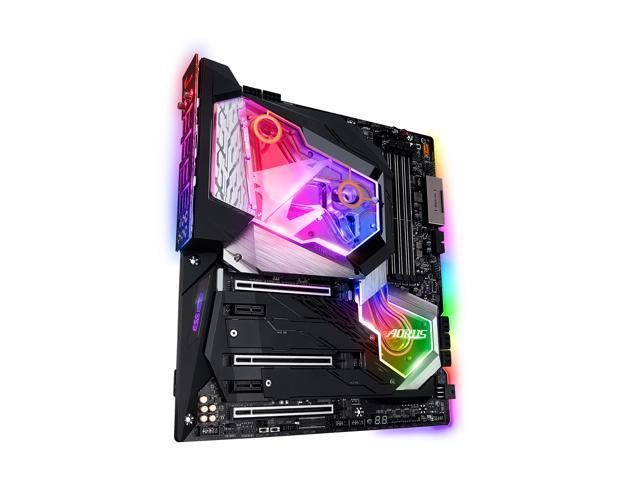 GIGABYTE Z390 AORUS XTREME WATERFORCE LGA 1151 (300 Series) Extended ATX  Intel Motherboard - Newegg com