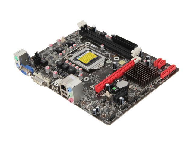 JetWay JTI61M5 LGA 1155 Intel H61 Micro ATX Intel Motherboard