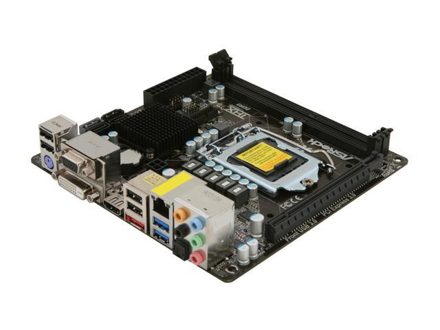 ASROCK B75M-ITX THX DRIVER FOR PC