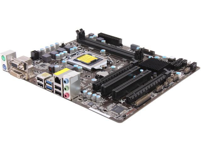 Asrock B75M-GL Motherboard Driver Windows XP