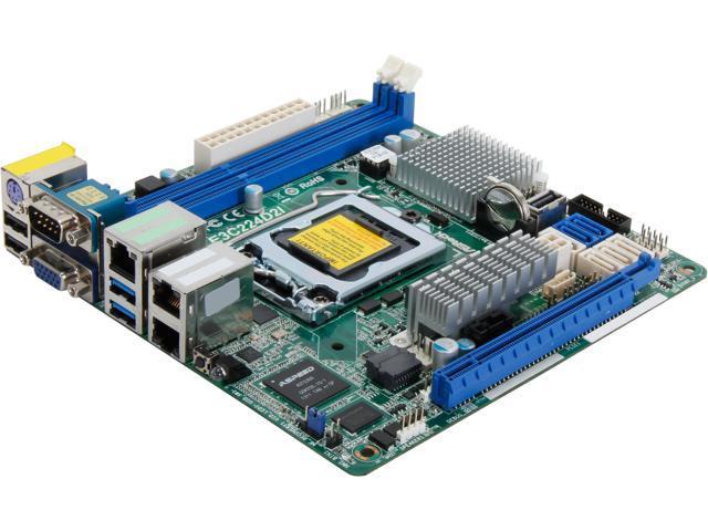 ASROCK E3C224D2I INTEL USB 3.0 TELECHARGER PILOTE