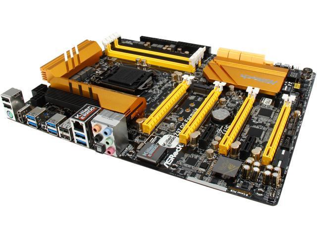 ASRock Z97 OC Formula Intel RST 64x
