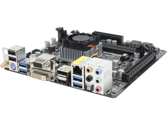 ASRock QC5000-ITX/WiFi AMD FT3 Kabini A4-5000 Quad-Core APU Mini ITX  Motherboard/CPU/VGA Combo - Newegg com