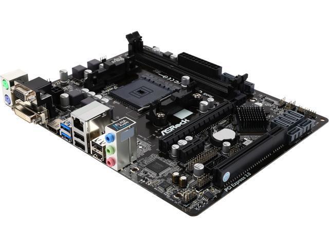ASROCK FM2A88M-HD+ AMD SATA DRIVERS (2019)