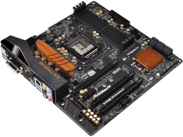 ASRock Z170M Extreme4 Intel ME Driver Windows