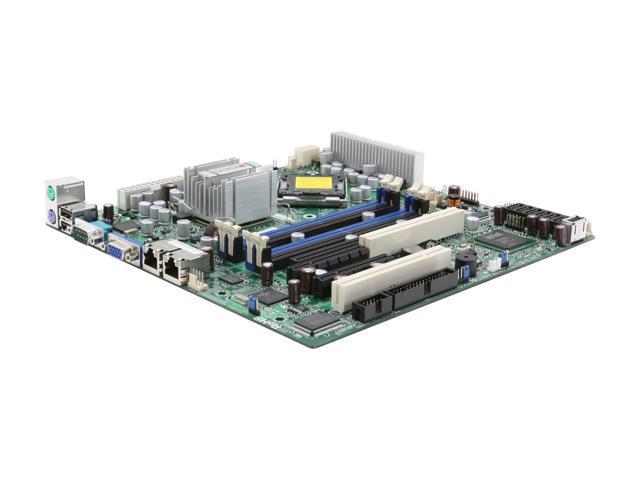 SUPERMICRO MBD-X7SBL-LN2 LGA 775 Intel 3200 Micro ATX Intel Xeon/Core  2/Pentium/Celeron Server Motherboard - Newegg com