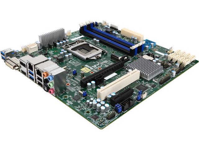 SUPERMICRO MBD-X11SAE-M-O Micro ATX Server Motherboard - Newegg ca