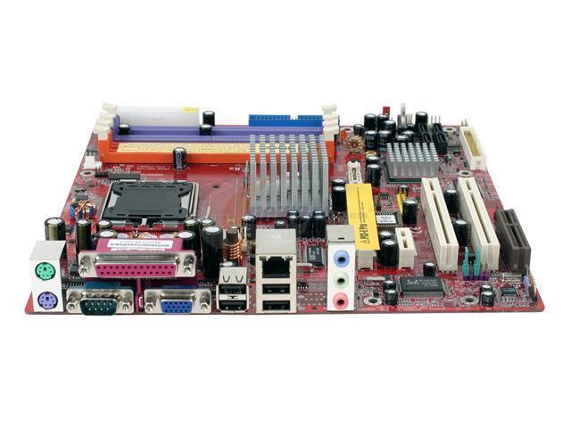 PC CHIPS M 985G LGA 775 Intel 915GV Micro ATX Motherboard