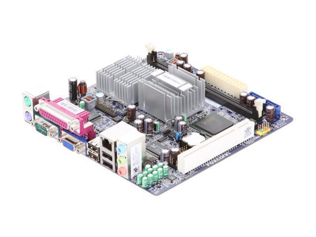 foxconn 45csx intel atom 330 intel 945gc mini itx motherboard cpu
