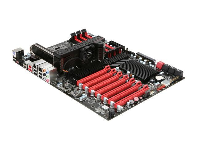 EVGA X58 CLASSIFIED 4-WAY SLI LAN DRIVERS PC