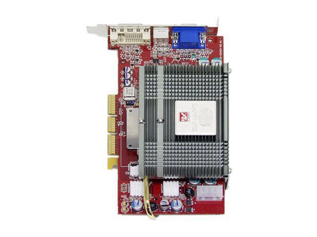 SAPPHIRE Radeon 9800PRO DirectX 9 ULTIMATE RADEON 9800 PRO 256MB 256 Bit GDDR2 AGP 4X