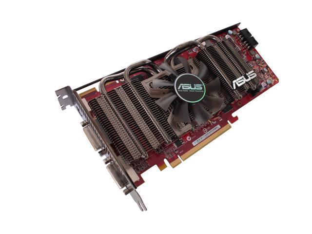 Asus ATI Radeon HD 4870 EAH4870 TOP/HTDI/512M 64x