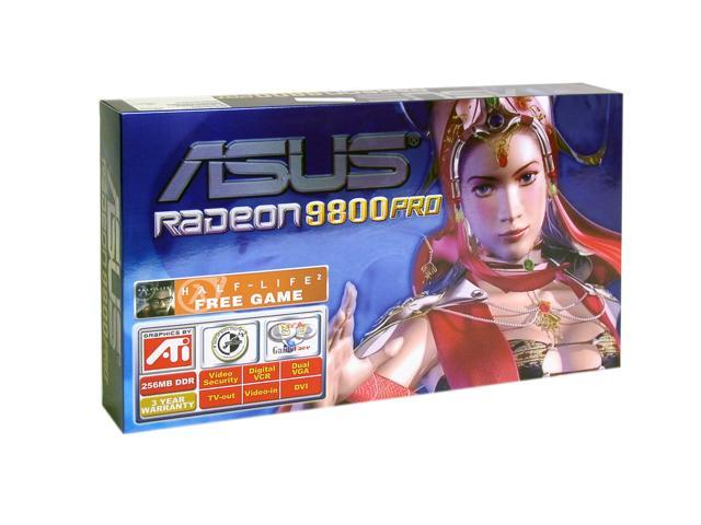 ASUS RADEON A9800PRO DRIVER FOR WINDOWS 10