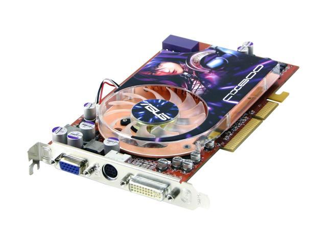 Asus AX800PRO/TD/256M ATI Graphics Drivers for Mac Download
