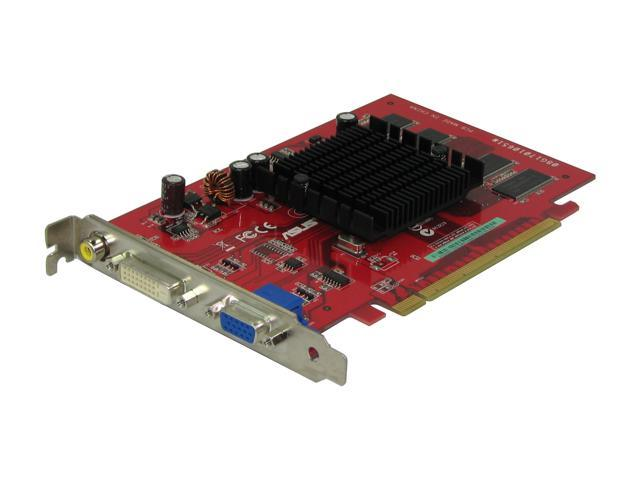 ASUS ATI RADEON X300SE EAX300SE-X/TD/128M TREIBER WINDOWS 7