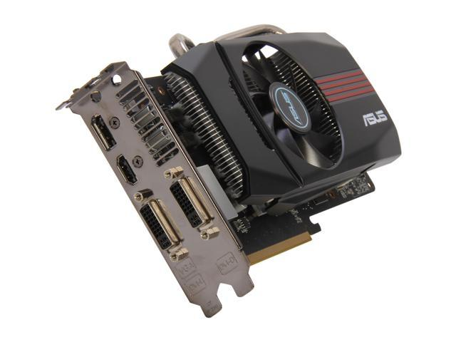 ASUS Radeon HD 6850 DirectX 11 EAH6850 DC/2DIS/1GD5/V2(C223P 1GB 256-Bit GDDR5 PCI Express 2.1 x16 HDCP Ready CrossFireX Support Video Card with Eyefinity