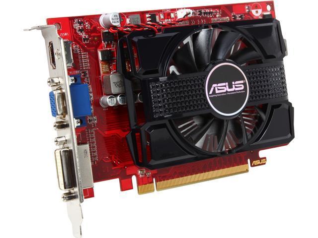 ASUS Radeon HD 6670 DirectX 11 HD6670-2GD3 2GB 128-Bit ...
