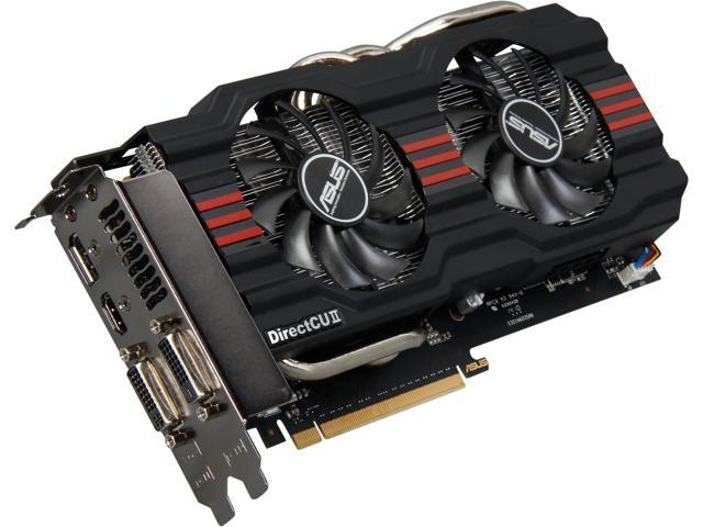 Asus GTX660 TI-DC2TG-2GD5 Graphics Card VBIOS Drivers (2019)