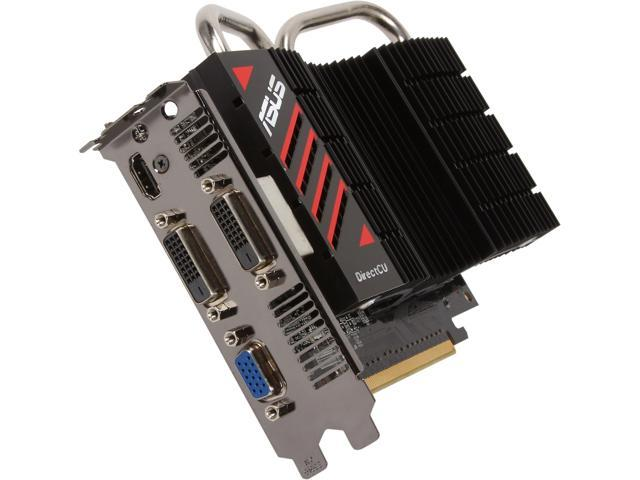 Asus GT640-DCSL-2GD3 GeForce GT 640 Graphic Card - 1 GPUs - 901 MHz Core - 2 GB GDDR3 SDRAM - PCI-Express 3.0 x16
