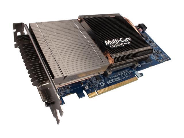 GIGABYTE Radeon HD 4850 DirectX 101 GV R485MC 1GI 1GB 256 Bit GDDR3