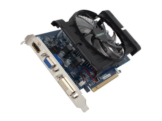 GIGABYTE Radeon HD 6670 DirectX 11 GV-R667D3-1GI 1GB 128-Bit DDR3 PCI  Express 2 1 x16 HDCP Ready CrossFireX Support Video Card - Newegg com