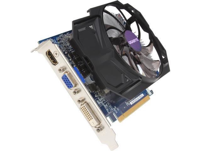 GIGABYTE Radeon R7 250 DirectX 11 2 GV-R725O5-2GI Video Card - Newegg com