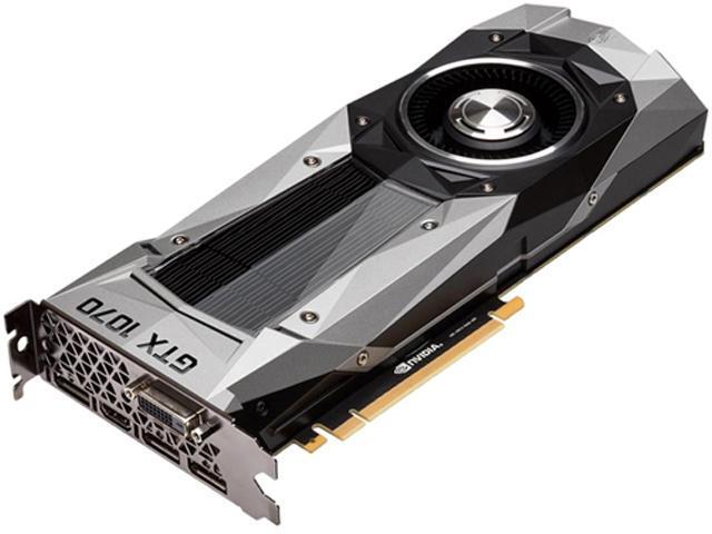 GIGABYTE GeForce GTX 1070 Founders Edition GV-N1070D5-8GD-B, GBT GTX1070  Founders - Newegg com