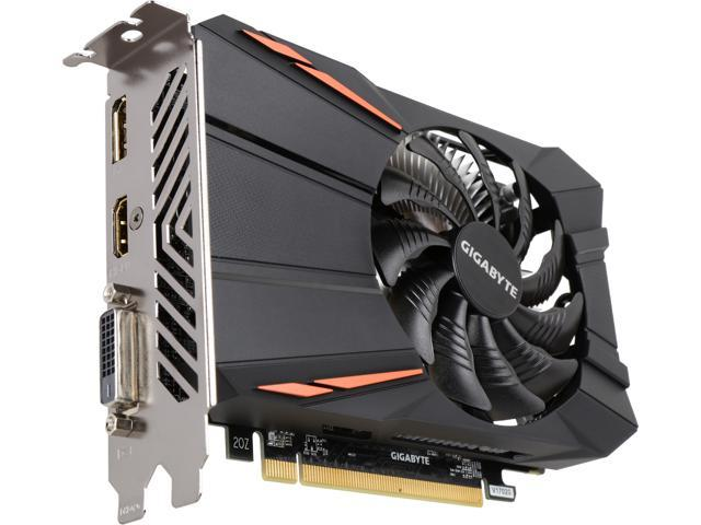 GIGABYTE Radeon RX 550 DirectX 12 GV-RX550D5-2GD REV 2 0 Video Card -  Newegg com