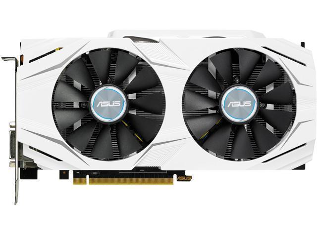 Open Box: ASUS Dual GeForce GTX 1070 DirectX 12 DUAL-GTX1070-O8G Video Card  - Newegg com