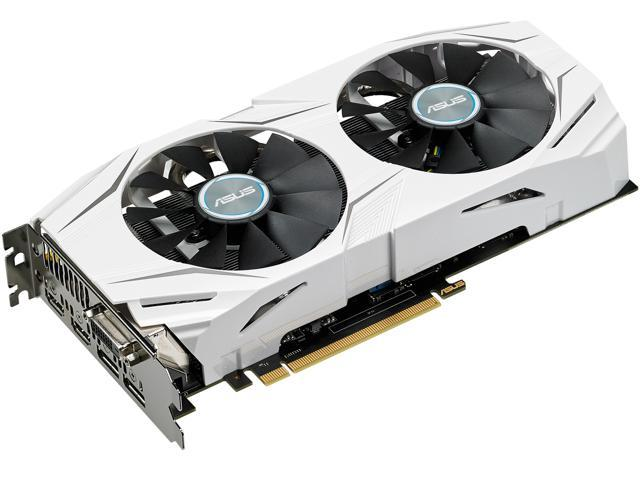ASUS Radeon RX 480 DirectX 12 DUAL-RX480-O8G Video Card - Newegg com