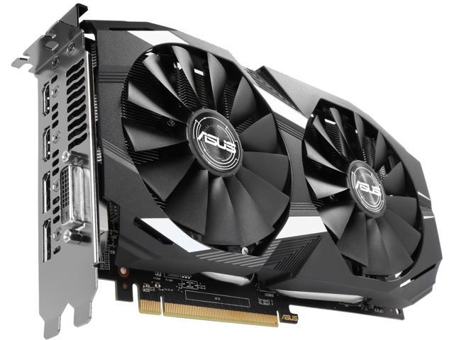 ASUS Radeon RX 580 DirectX 12 DUAL-RX580-O8G Video Card - Newegg com