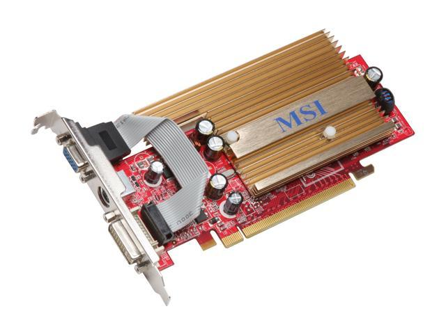 NEW DRIVER: MSI NX7300GS