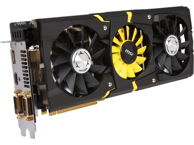 Used - Very Good: MSI Radeon R9 290X DirectX 11 2 R9 290X LIGHTNING Video  Card - Newegg com