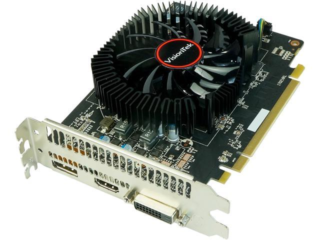 VisionTek Radeon RX 550 DirectX 12 900963 Video Card - Newegg com