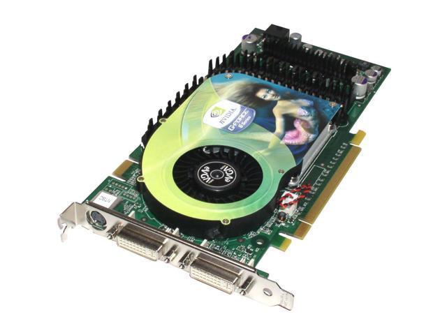 EVGA GeForce 6800GT DirectX 9 256 P2 N376 AX 256MB Bit