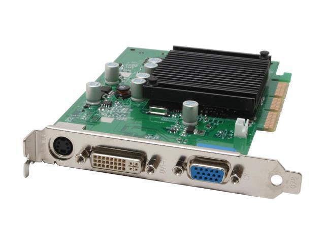 EVGA GeForce 6200 DirectX 9 256 A8 N341 L2 256MB 64 Bit
