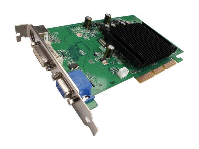 EVGA GeForce 6200 DirectX 9 256 A8 N401 LR 256MB 64 Bit