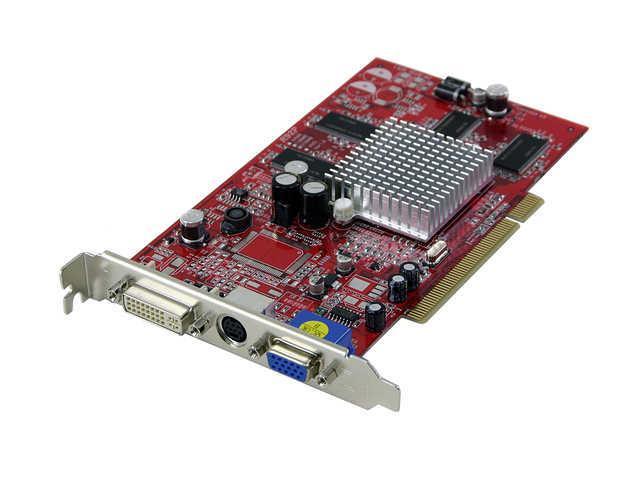 PowerColor Radeon 9200 DirectX 8 R92P ND3 256MB 128 Bit DDR PCI Video Card