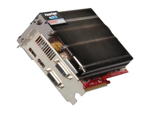 PowerColor SCS3 Radeon HD 6850 DirectX 11 AX6850 1GBD5-S3DH 1GB 256-Bit GDDR5 PCI Express 2.1 x16 HDCP Ready CrossFireX Support Video Card with Eyefinity