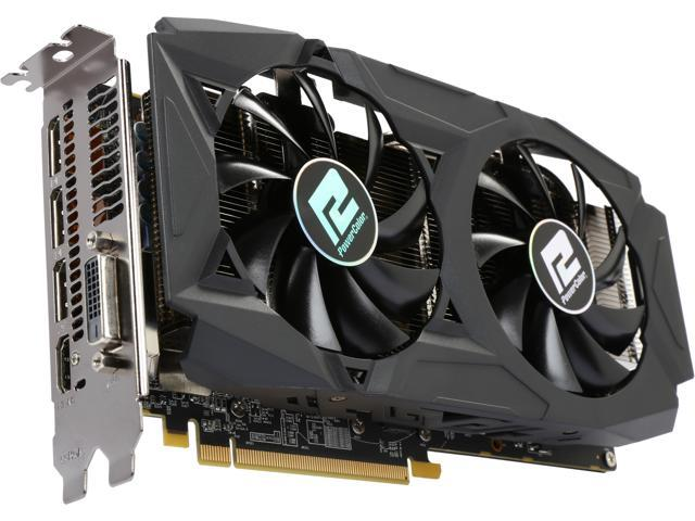 PowerColor RED DRAGON Radeon RX 580 DirectX 12 AXRX 580 8GBD5-3DHDV2/OC  Video Card - Newegg com