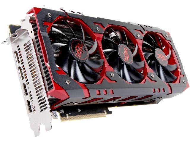 PowerColor RED DEVIL Radeon RX Vega 56 DirectX 12 AXRX VEGA 56 8GBHBM2-2D2H  OC Video Card - Newegg.com 1e56f3437e3