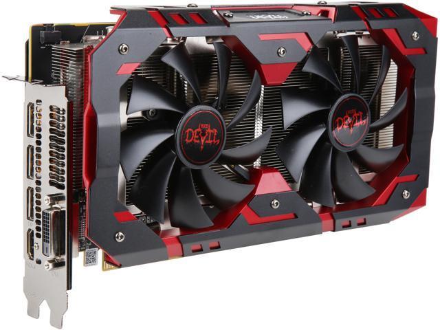 PowerColor RED DEVIL Radeon RX 590 DirectX 12 AXRX 590 8GBD5-3DH/OC Video  Card - Newegg com