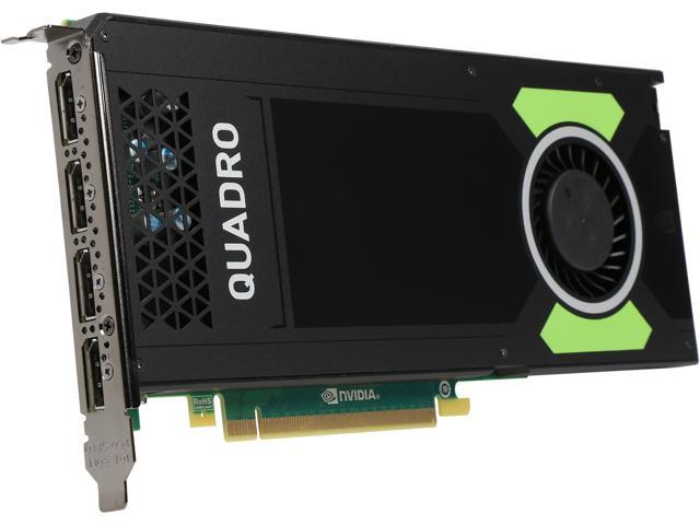 PNY Quadro M4000 VCQM4000-PB 8GB 256-bit GDDR5 PCI Express 3 0 x16 Full  Height Workstation Video Card - Newegg com