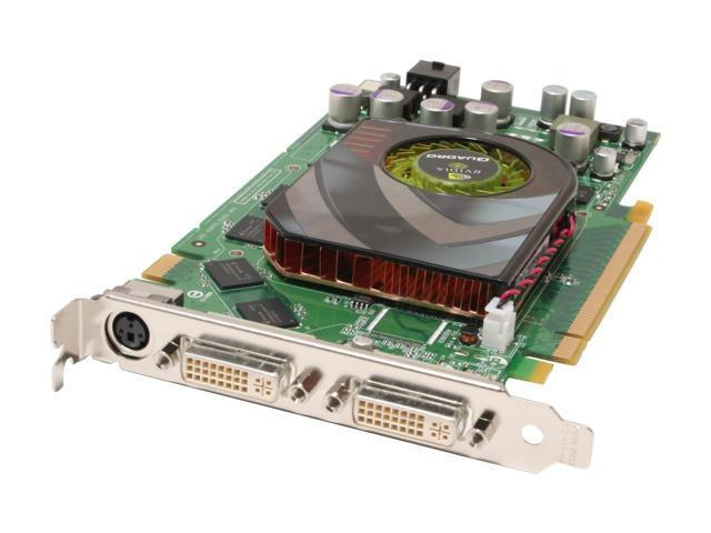 PNY Quadro FX 3500 VCQFX3500-PCIE-PB 256MB 256-bit GDDR3 PCI Express