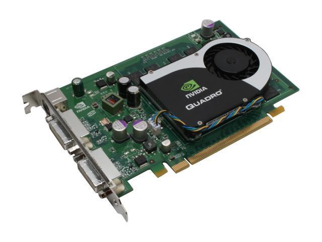 PNY Quadro FX 1700 VCQFX1700-PCIE-PB 512MB 128-bit GDDR2 PCI Express