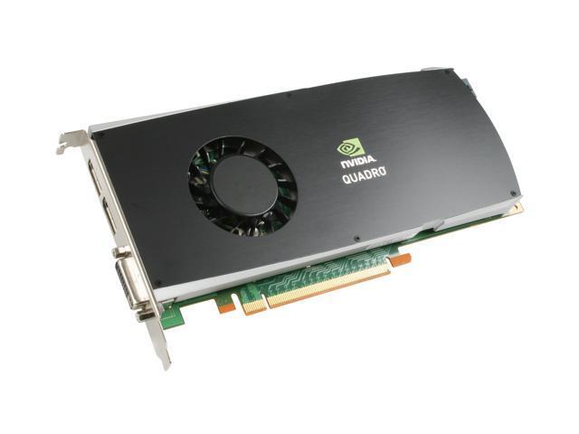 PNY Quadro FX 3800 VCQFX3800-PCIE-PB 1GB 256-bit GDDR3 PCI